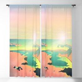 Durdle Door Blackout Curtain