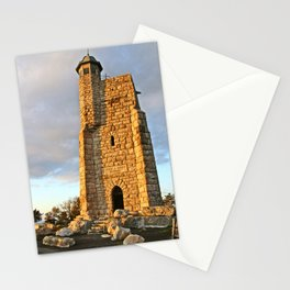 Smilely Tower, New Patz, NY Color Photo Stationery Cards