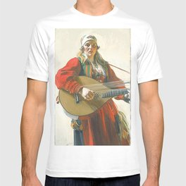 Anders Zorn - Home Tunes T-shirt