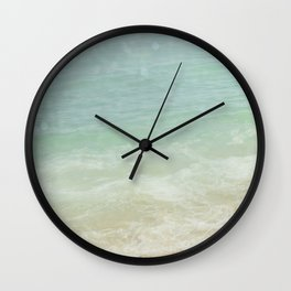 Take Me To The Sea Wall Clock