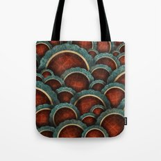 Illustrious Circles Tote Bag