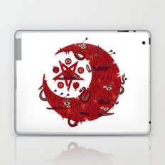 The Blood Moon Compels You to Fuck Shit Up Laptop & iPad Skin