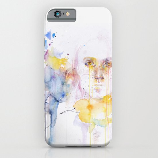 your fading tips iPhone & iPod Case