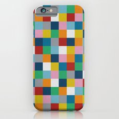 Colour Block #2 iPhone 6s Slim Case