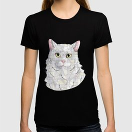 Credenza the Cat T-shirt