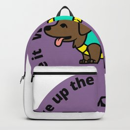 Wake up the Dragon in you Backpack