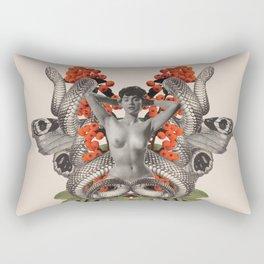 Plantarum Exoticarum 4 Rectangular Pillow