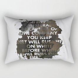 Energy Is Transferable Rectangular Pillow