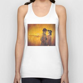 Casablanca film poster - The End Unisex Tank Top
