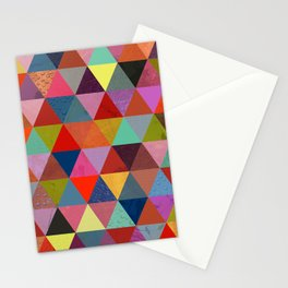 Abstract #287 Stationery Cards