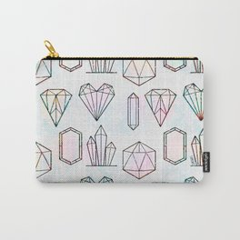 Crystal and Gemstones Vol 1 Carry-All Pouch