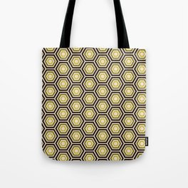 Turtle Shell surface pattern Tote Bag