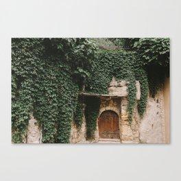Saint-Émilion, France Canvas Print