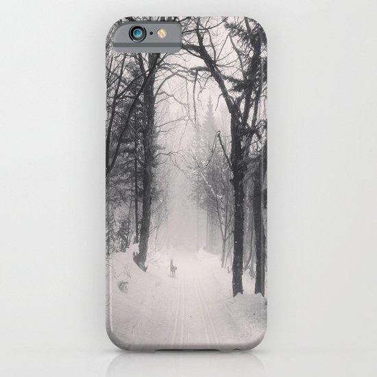 Wolf iPhone & iPod Case