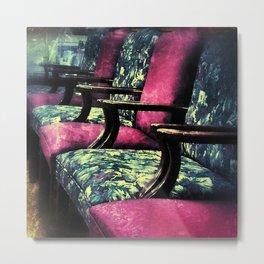 Waiting Room Series #1 Metal Print