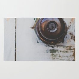 Door / Photography Print / Photography / Color Photography Rug