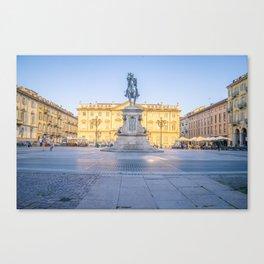 Turin Canvas Print