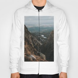 Giant Mountains - Landscape and Nature Photography Hoody