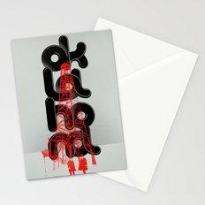 Oil-klahoma  Stationery Cards