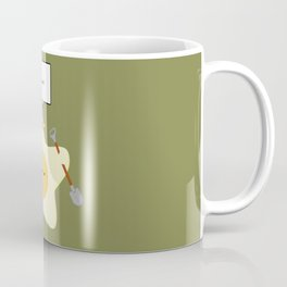 I'm an EGG-splorer! Coffee Mug