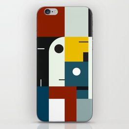 BAUHAUS AGE iPhone Skin