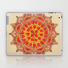 Sacred Pizza Laptop & iPad Skin
