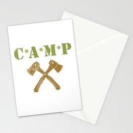 CAMP Stationery Cards