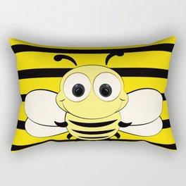 The Bee Rectangular Pillow