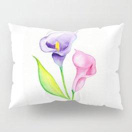 Calla Lilies Pillow Sham