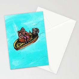 Zero Shits Given Stationery Cards
