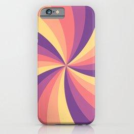 Candy Swirl iPhone Case