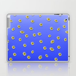 Scattered Daisies Laptop & iPad Skin