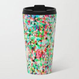 Informel Art Abstract G214 Travel Mug