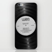 record iPhone & iPod Skins featuring Record by RMK Photography