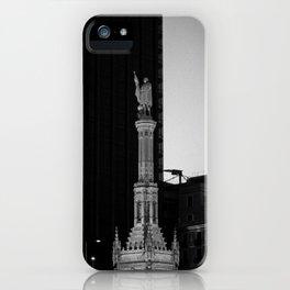 El descubridor iPhone Case