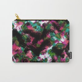 """""""Watercolor glamour """".  """"Watermelon  juice"""" . Carry-All Pouch"""