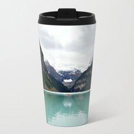 Lake Louise #mountains Travel Mug