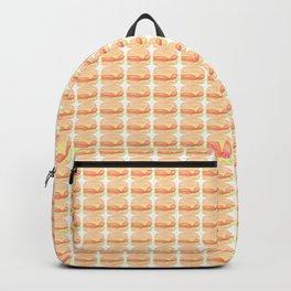 Pastel Hamburger Backpack