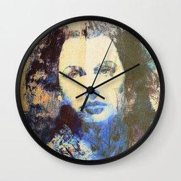 Divas - Hedy Lamarr Wall Clock