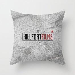 Hillfort Films Throw Pillow