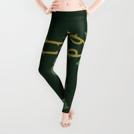 Art work of William Morris Leggings