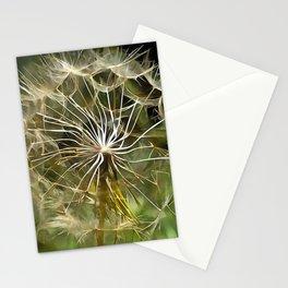 Tragopogon Wildflower Salsify Stationery Cards