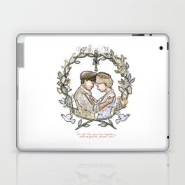 "Illustration from the video of the song by Wilder Adkins, ""When I'm Married"" (no names on it) Laptop & iPad Skin"