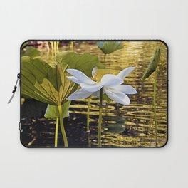 Golden pond Laptop Sleeve