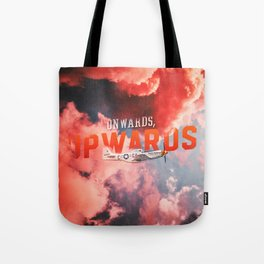 Onwards, Upwards (Full Version) Tote Bag