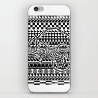 ethnic iPhone & iPod Skins featuring ethnic by jun salazar