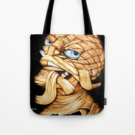 Lester Monster Tote Bag