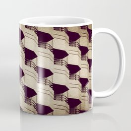 The Balcony Set Coffee Mug
