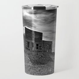 Yesterday is Gone Travel Mug