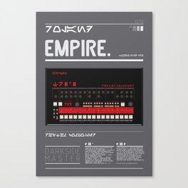 909_EMPIRE MASTER Canvas Print